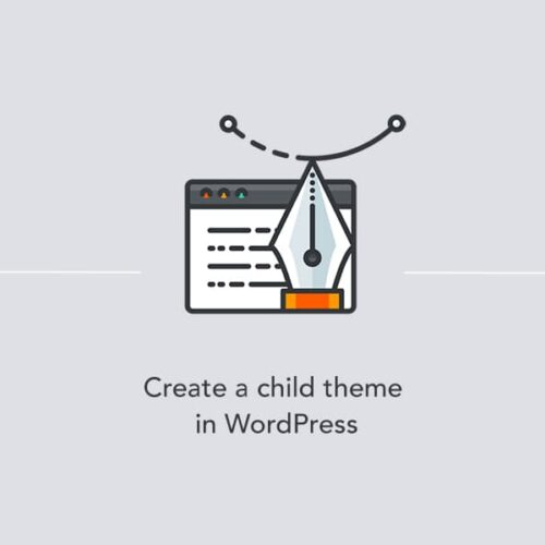 Creating a Child theme in WordPress