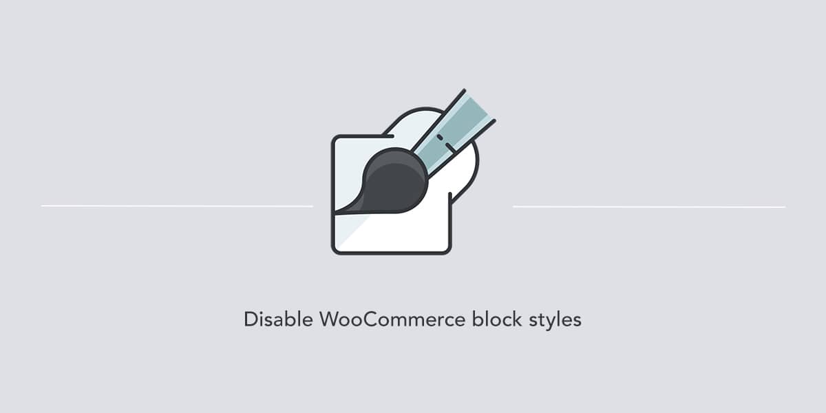 Disabling CSS styles of WooCommerce blocks