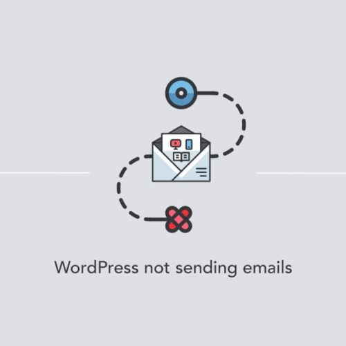 WordPress does not send emails. What to do?