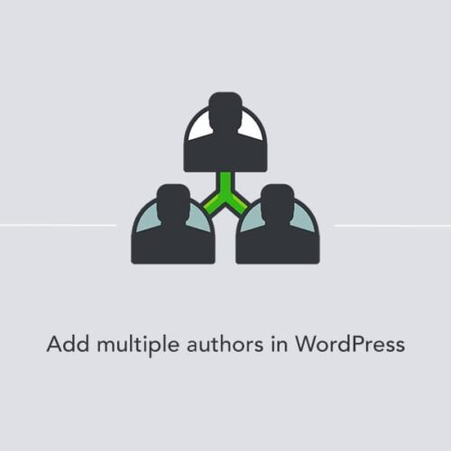 Adding multiple authors to a WordPress post