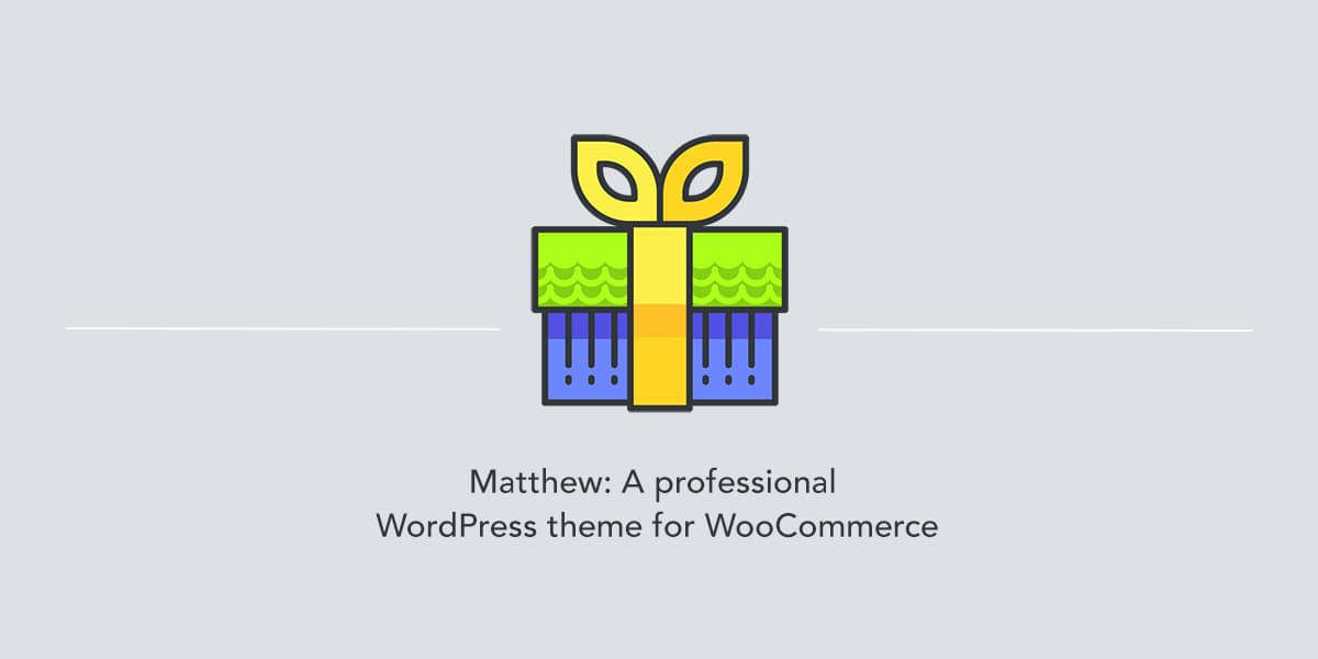 Release of the Matthew theme